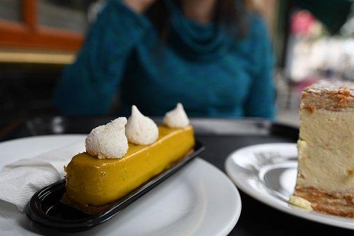Paris, Bakery, Cake