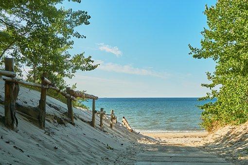 Beach, Romantic, Sea, Vacations, Water, Summer, Sand