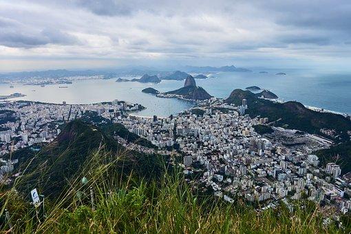 Rio De Janeiro, Brazil, Nature, Places Of Interest