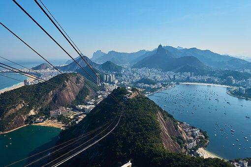Rio De Janeiro, Brazil, Sugarloaf, Places Of Interest