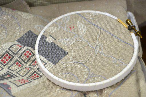 Couture, Embroidery, Cross Stitch, Hobby, Club Couture