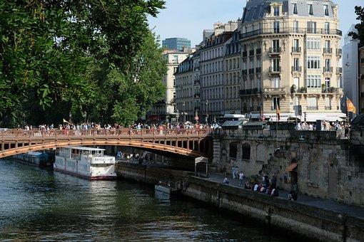 Architecture, Paris, History, France, Symbol, Landscape