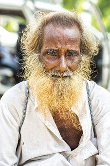 Man, Poor, Poverty, Homeless, Human, Male, Old