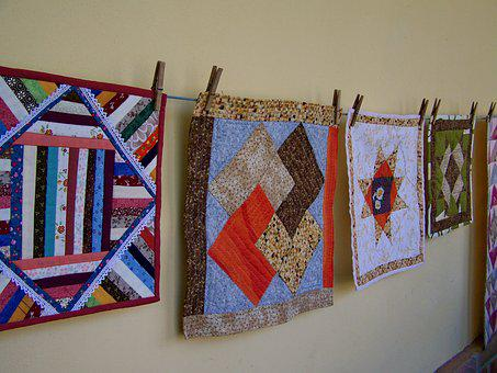 Quilting, Manual Work, Exhibition
