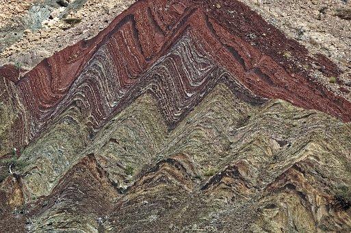 Oman, Az-Zahira, Cliff, Mountain