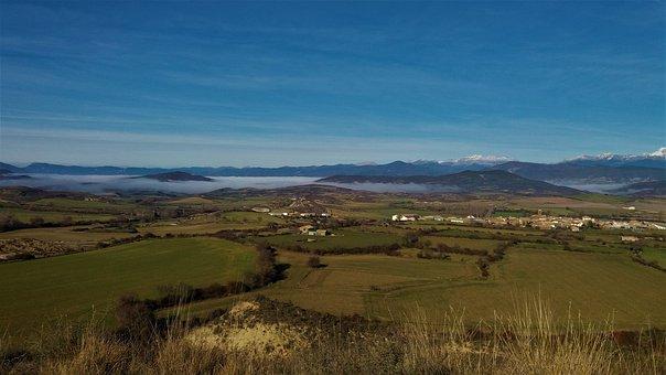 Mountains, Landscape, Nature, Spain