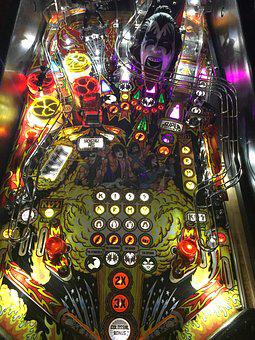 Pinball Led, Pinball Mods, Pinball Pop Bumpers