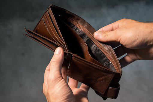 Purse, Wallet, Money, Finances, Waist Bags, Pay