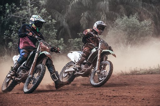 Motorbike, Race, Outdoor, Speed, Motocross, Motorcycle