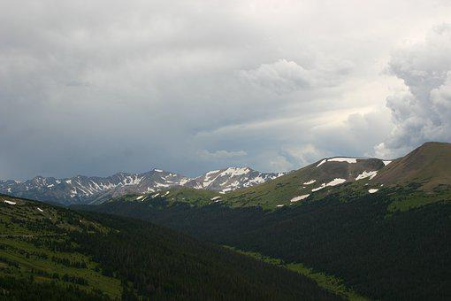National Parks, The Rockies