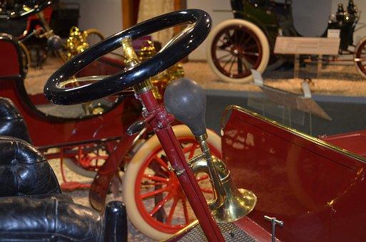 Car, Antiques, Exhibition, The Vehicle