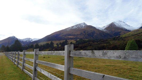 New Zealand, Tourist, Travel, Landscape, Mountain