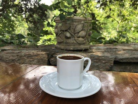 Turkish Coffee, Coffee, Turkish, Caffeine, Espresso