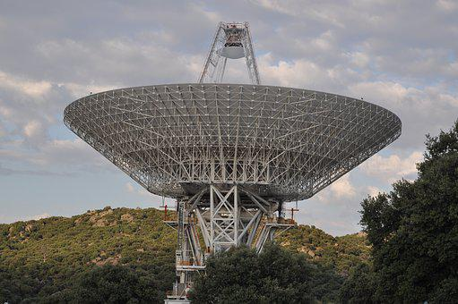 Antenna Parables, Ufo, Communications, Observatory
