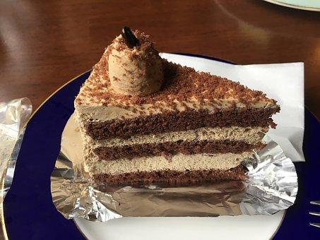 Cake, Dessert, Chocolate, Food, Sweet, Delicious
