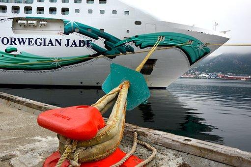 Ship, Bug, Create, Dew, Cruise Ship, Travel