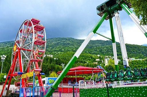 Entertainment, Amusement Park, Attraction, Park, Fair