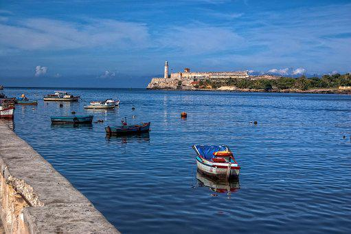Havana, Habana, Cuba, Caribbean, Historic, Tourism