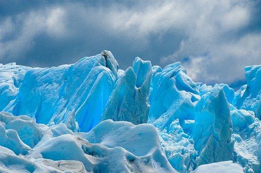 Glacier, Argentina, Iceberg, Landscapes, Patagonia