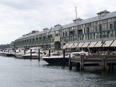 Boats, Jetty, Pier, Dock, Maritime, Buildings, Wharf