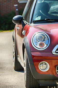 Mini Morris, Car, Morris, Mini, Classic, Retro
