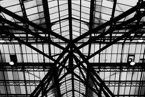 London Liverpool Street, Roof, Concourse, Station