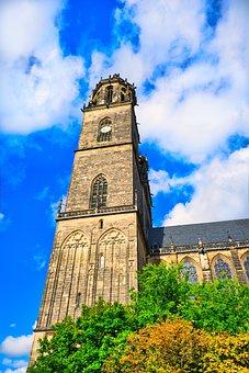 Magdeburg, Dom, Church, Saxony-anhalt, Historically