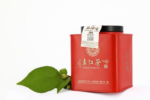 Red Box, Tea, Black Tea