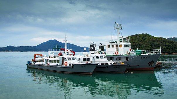 Ship, Travel, Water, Vacations, Sea, Shipping, Cruise