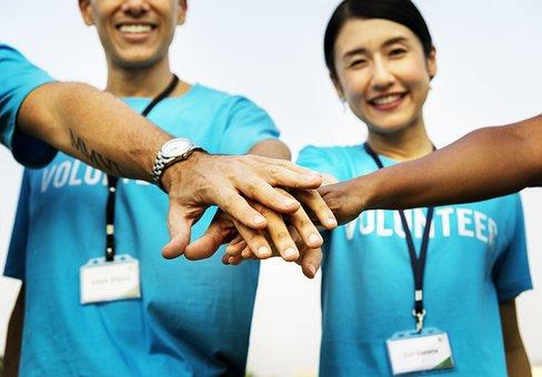 Achievement, Agreement, Blue, Caucasian, Charity