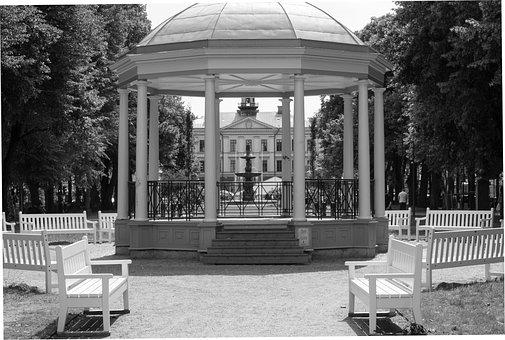 Park, City, Architecture