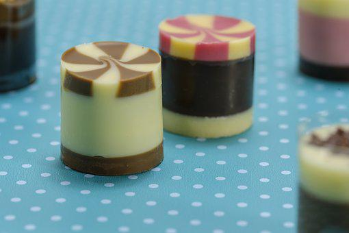 Praline, Chocolate, Confectionery, Delicious, Sweet