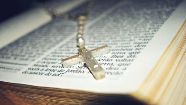 Holy Bible, Bible, Reading, Religion, Faith, Book