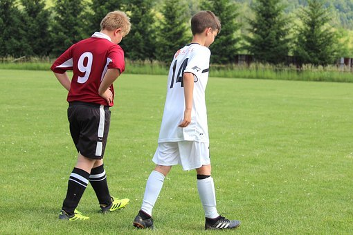 Football, Player, Footballer, Footballers, Opponents