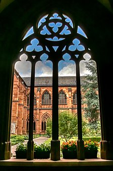 Architecture, Building, Going To Church, Dom, Mainz