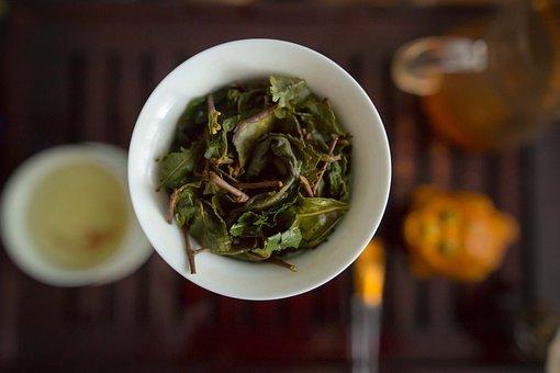 Tea, Gaiwan, Te Guan Yin, Green Tea, Chinese Tea