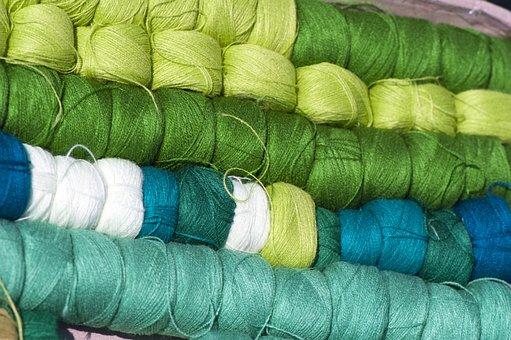 Thread, Weaving, Knitting, Sewing, Knitwear, Clothing