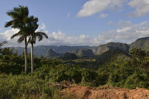 Cuba, Viñales Valley, Landscape, Nature