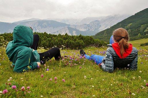 Alps, Mountains, Nature, Alpine, Panorama, Young