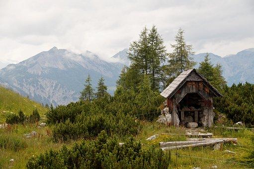 Alps, Austria, Mountains, Landscape, Nature, Scenic