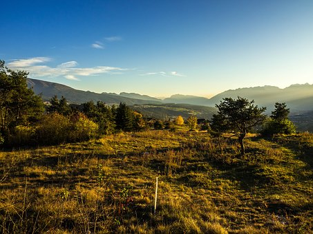 Trentino, South Tyrol, Landscape, Nature, Mountains