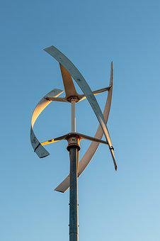 Turbine, Wind, Energy, Sky, Generator, Propeller