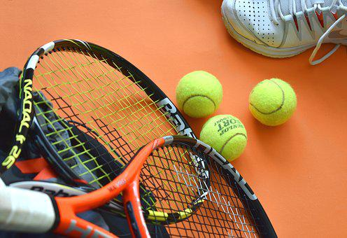 Tennis, Sport, Sport Equipment, Racket, Tennis Balls