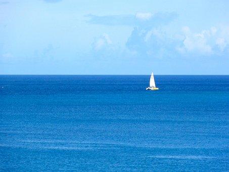 Sea, Peaceful, Ocean, Take It Easy, Nature, Summer