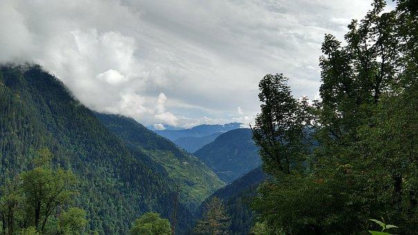 Nature, Himanchal, Himalyan, Hills, Hiking, Trekking