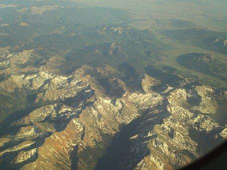 Travel, Plane, Aircraft, Sky, Aviation, Vacations