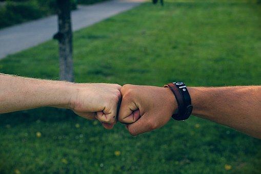 Friendship, Black, White, Aims, Goals, Alliance