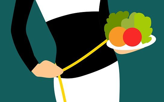 Diet, Fat Loss, Weightloss, Liposuction, Woman, Concept