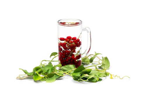 Glass, Water, Red, Berry, Beverage, Drink, Fitness