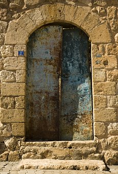 Mardin, Turkey, Midyat, Architecture, City, Door, Wall